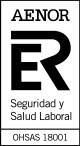 Marca ER OHSAS 18001 rgb