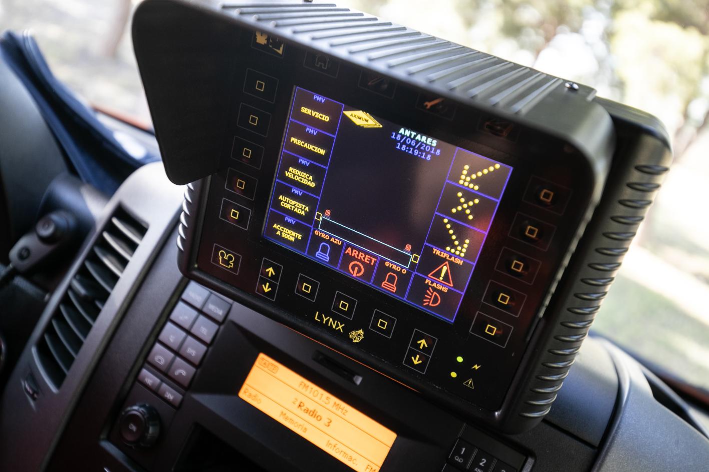 SGA Sistema de Gestion de Activos Autopistas